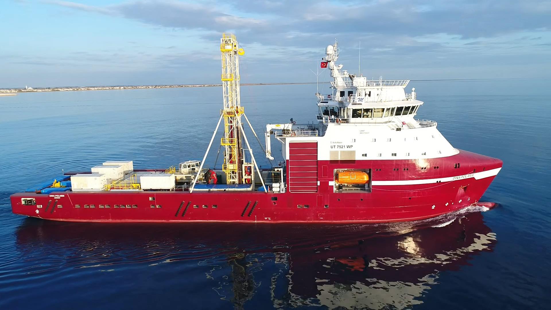 MV Dina Polaris